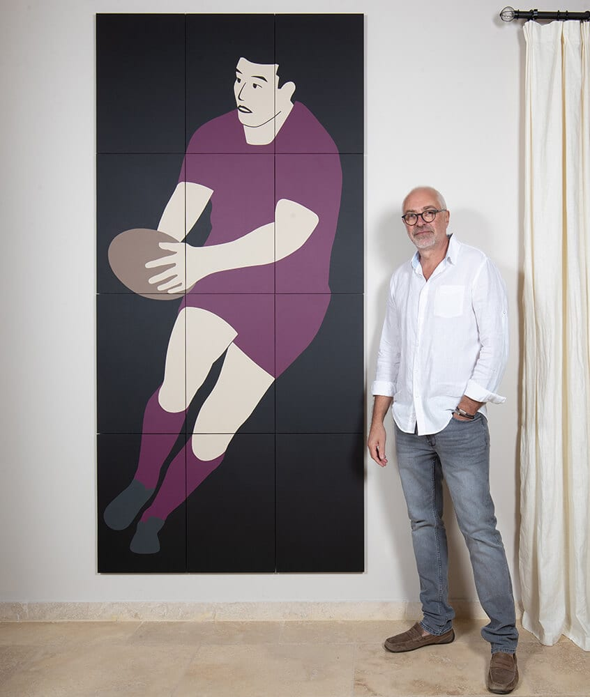 Robert Magnin Créations Rugby 1