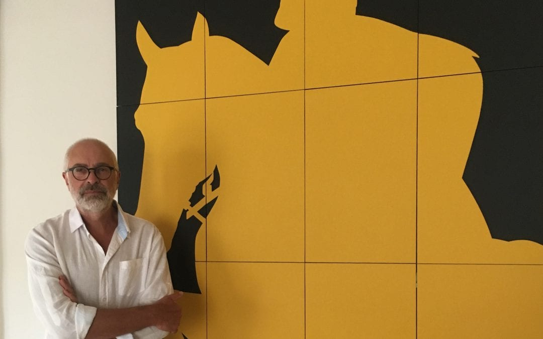 Robert Magnin Créations Equitation 1 jaune 4